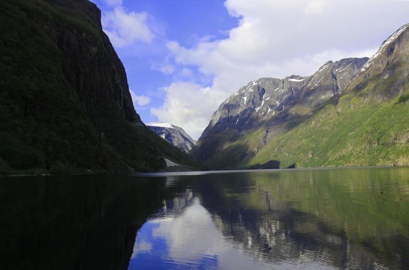 Sognefjord by Nordstjarna