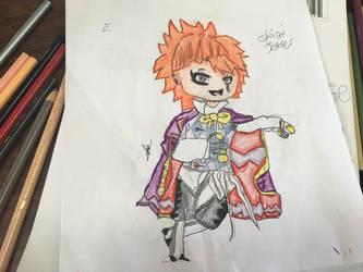 Chibi joker by PearMr