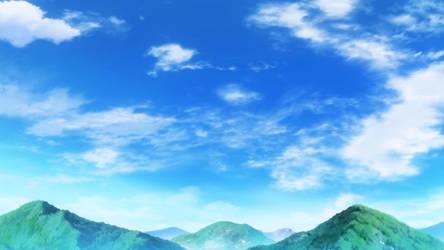 Fox Spirit Matchmaker Episode 92 sky by 8FreeDoMirAi8