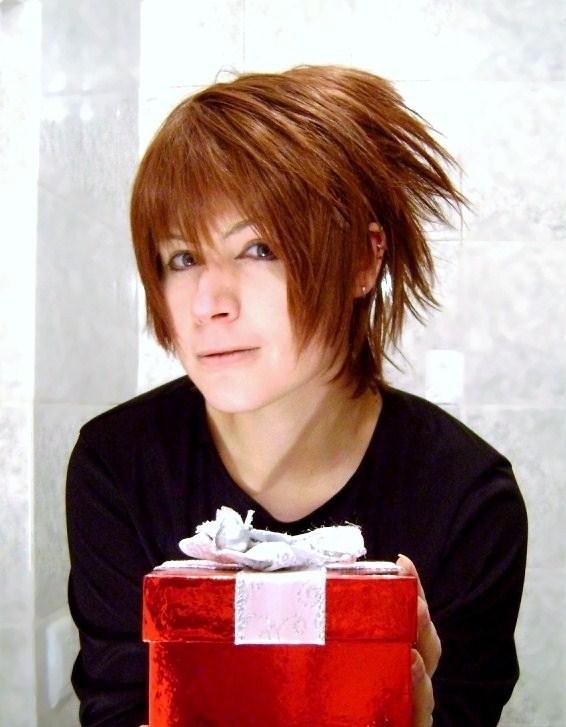 Happy Valentines Day Kisa-san by sasu89