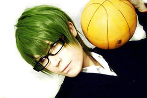 Midorima Shintarou by sasu89