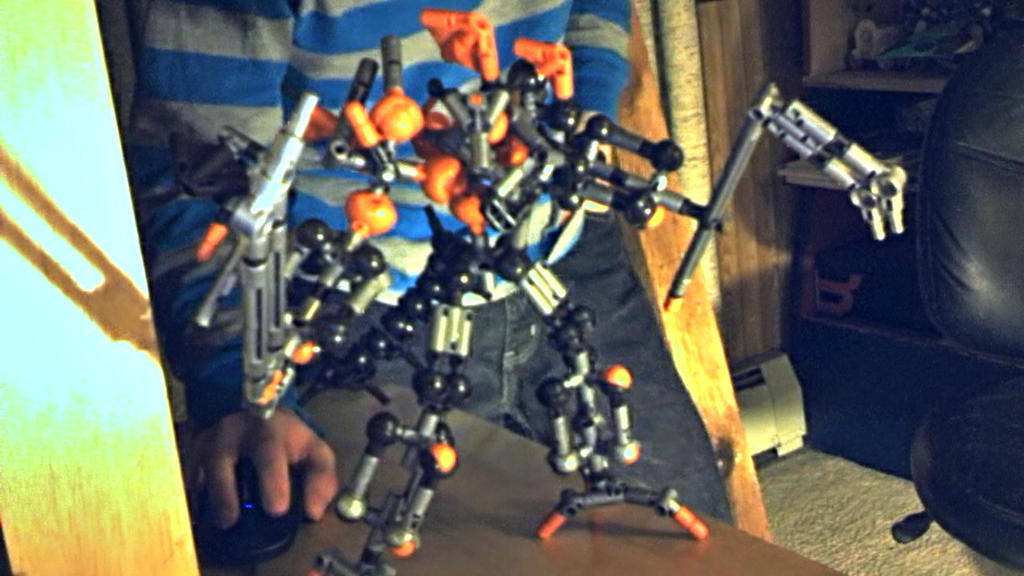 Things I build , when i am bored in my room #1-1 by moonviewer1 on ...