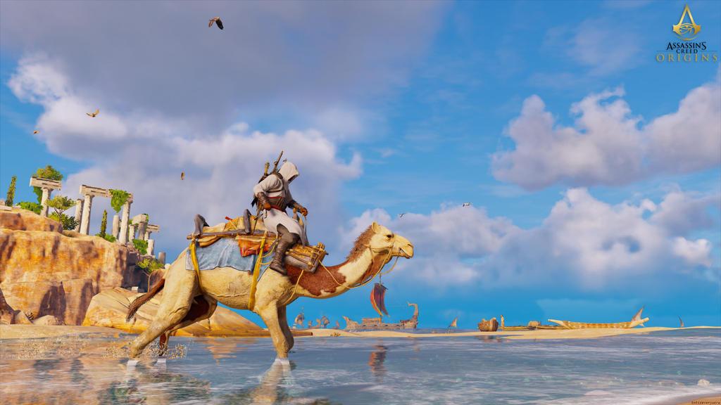 Assassin's Creed Origins   Unnatural Habitat by tntiseverywere