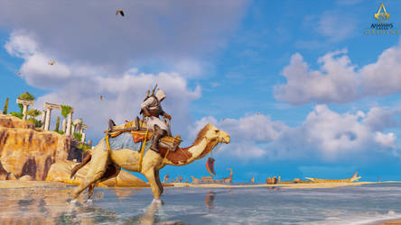 Assassin's Creed Origins | Unnatural Habitat by tntiseverywere