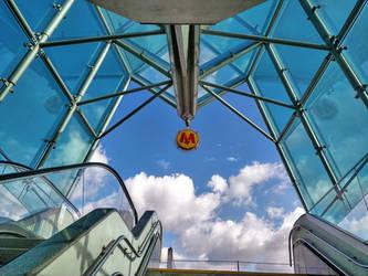 Centrum Nauki Kopernik Metro   by tntiseverywere