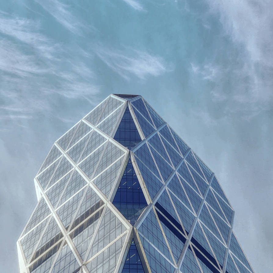 Hearst Tower by tntiseverywere