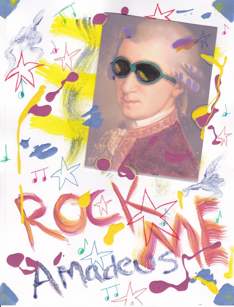 Rock Me, Amadeus by KyrieGlows89