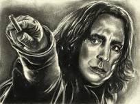 Severus Snape by DracoMalfoy2105