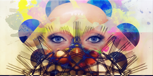 DOPE - SIGNATURE - NEW ARTPOP ERA by Na-ri