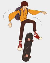 Skater by k0canka