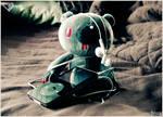 gloomy music? by kaz-u