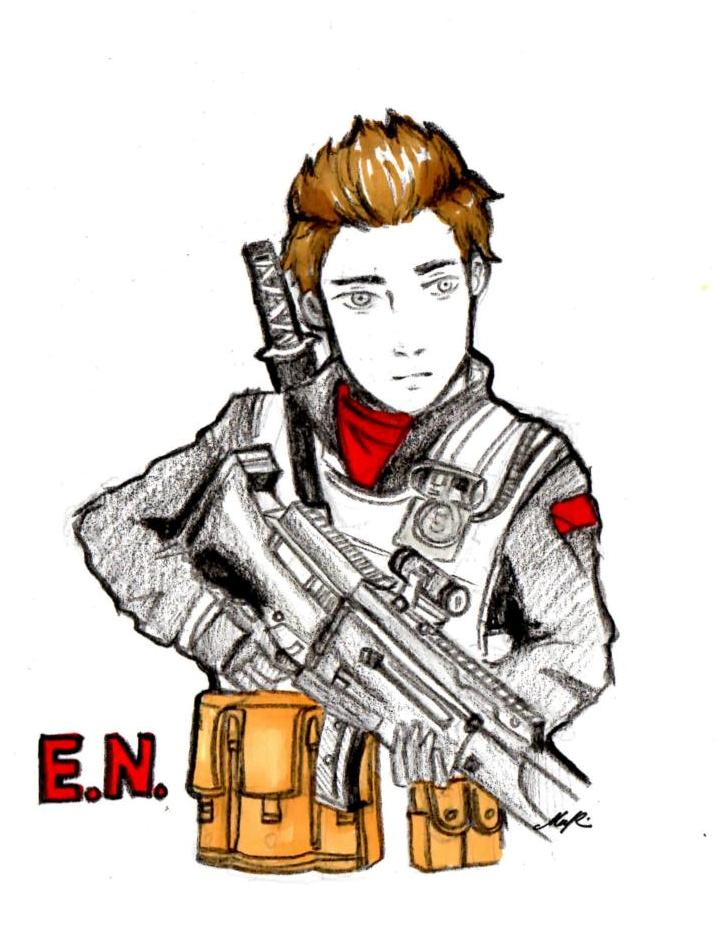 E.N by ThePolaris