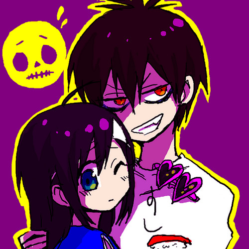 blood lad staz and fuyumi relationship with god