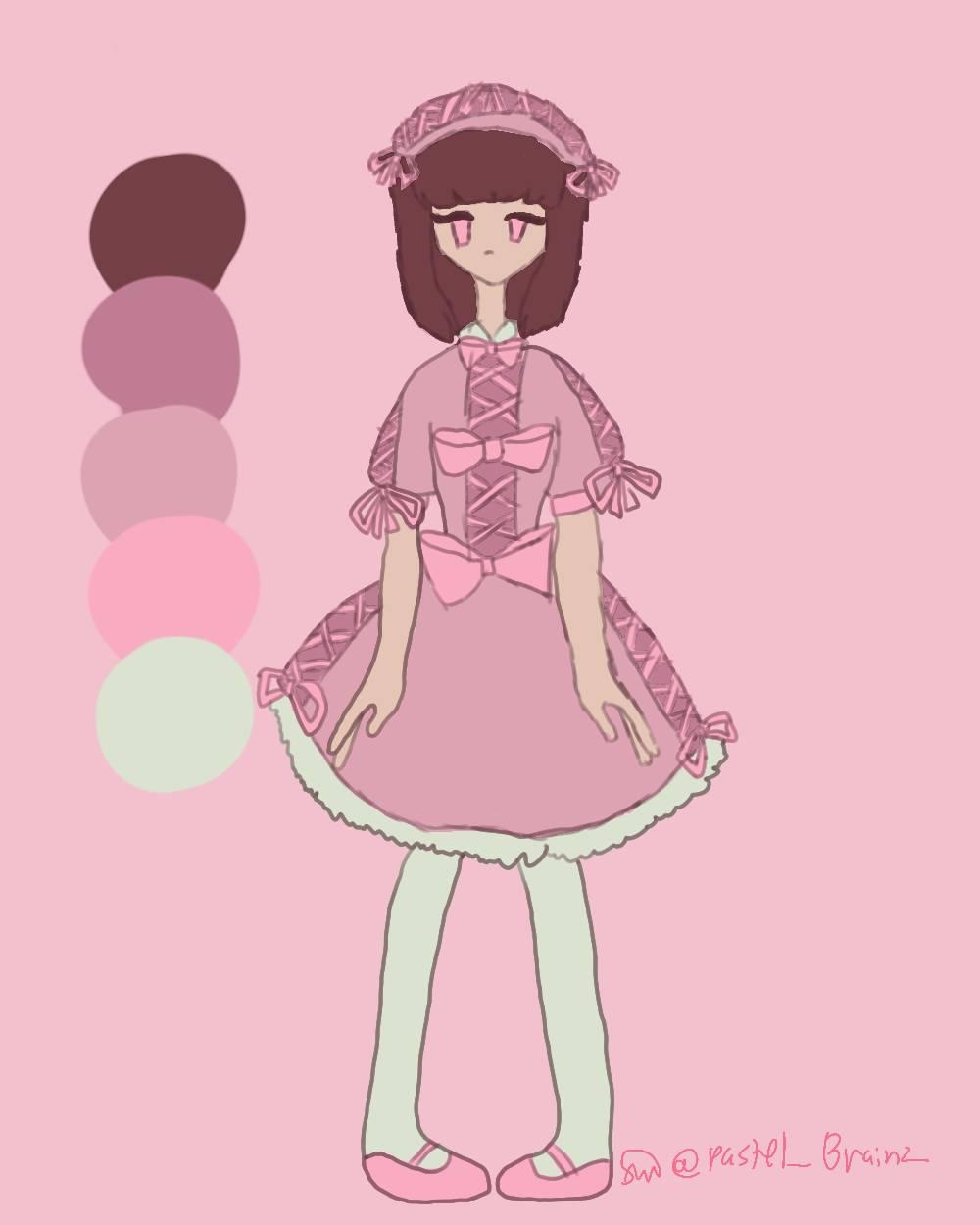 Pastel Lolita Adopt [CLOSED]