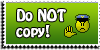 Stamp - Don't copy by ShiStock