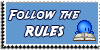 Follow the rules by ShiStock