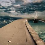 Background - Sky fountain 4