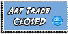 Stamp - Art trade CLOSED [blue] by ShiStock
