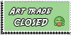 Stamp - Art trade CLOSED [green] by ShiStock