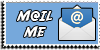 Stamp - Mail me [blue] by ShiStock