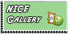Stamp - Nice gallery [green] by ShiStock