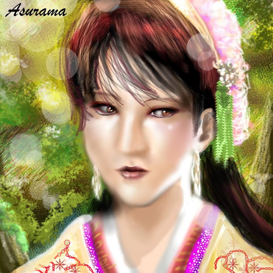 Youkai Trouble by Asurama
