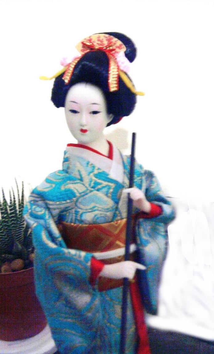 Geisha Doll by Asurama