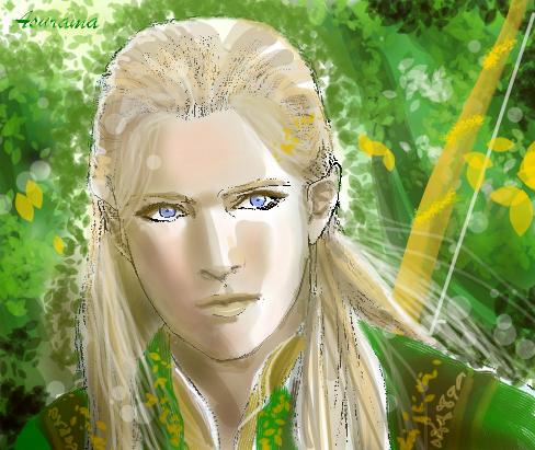 Legolas by Asurama