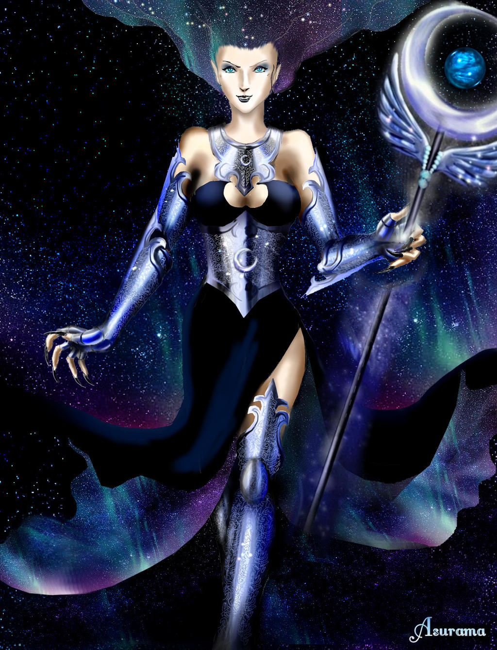 Dancer Princess Luna by Stardust00 on DeviantArt