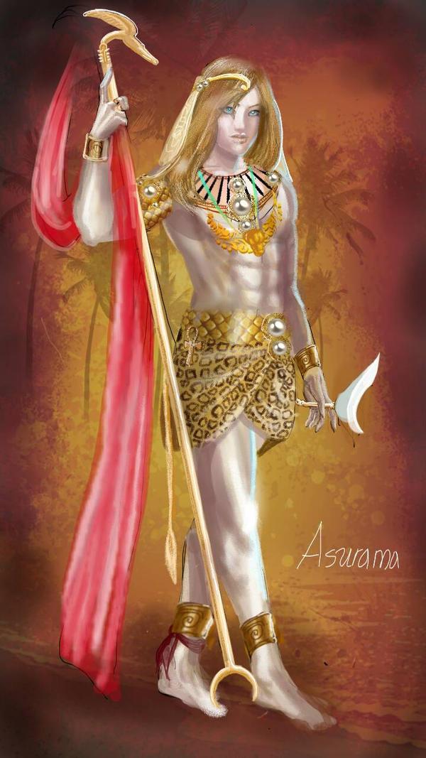 Pride by Asurama