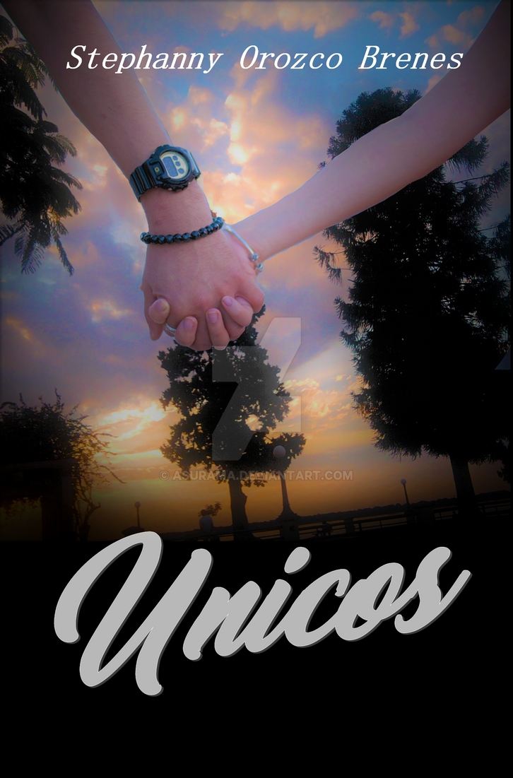 Unicos bookcover by Asurama