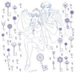 Kingdom Keys by Asurama