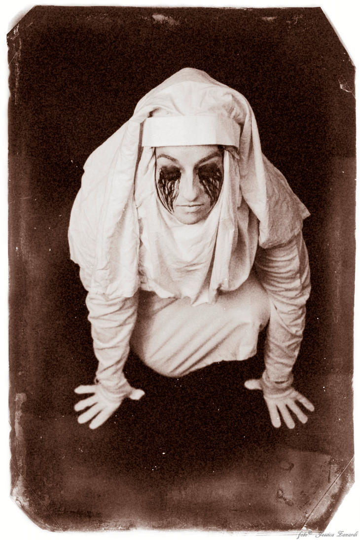Nun by finnish-winter