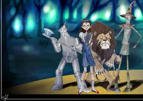 Wizard Of Oz by sia1965pak
