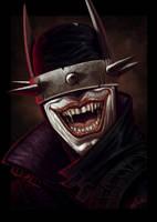 Batman Who Laughs by sia1965pak