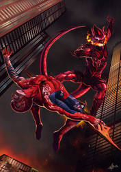 Red Goblin by sia1965pak
