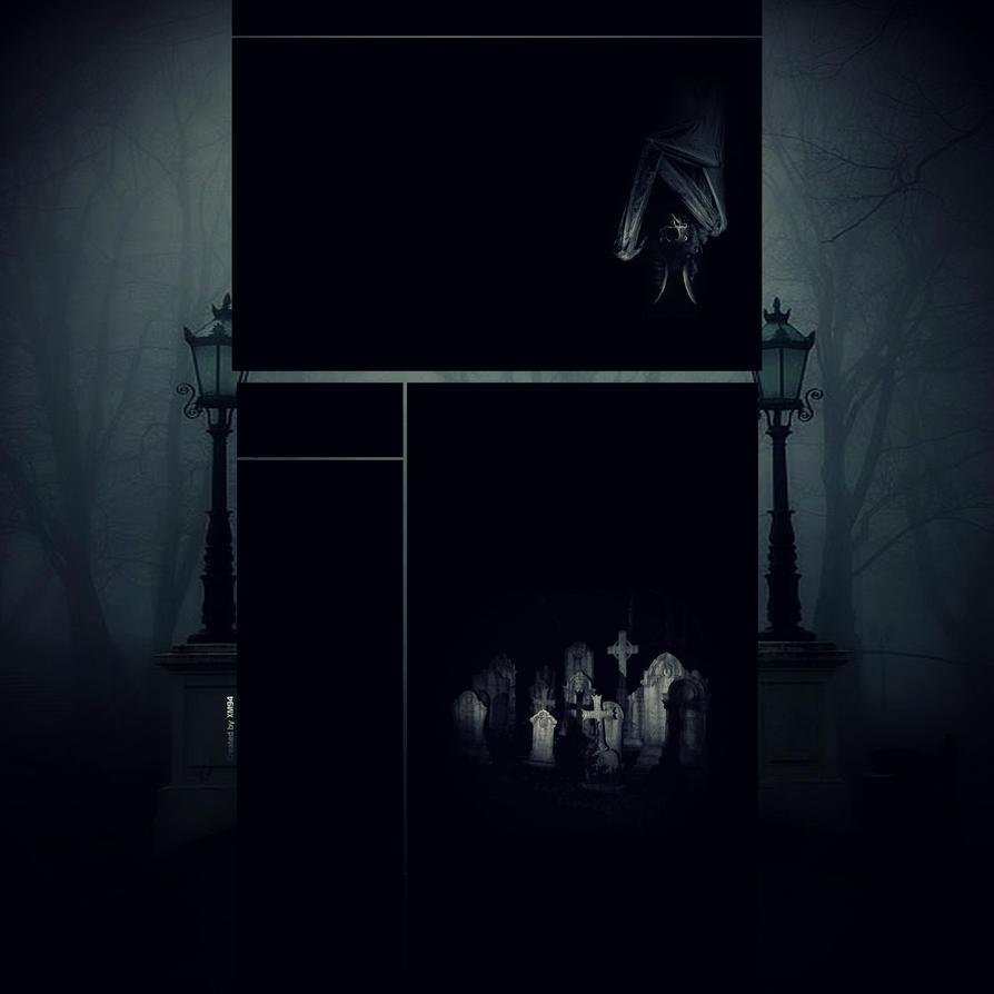 Gothic YouTube Background By XM94