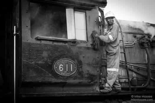 Engine wiper, Zimbabwe