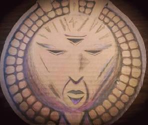 Dagoth Ur Mask by Dacic