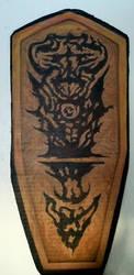 Skyrim: Dragonborn Shrine to Mephala by Dacic