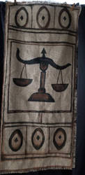 Morrowind: Hlaalu Banner by Dacic