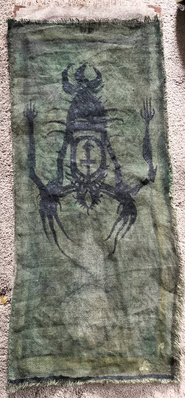 Morrowind: Morag Tong Banner by Dacic