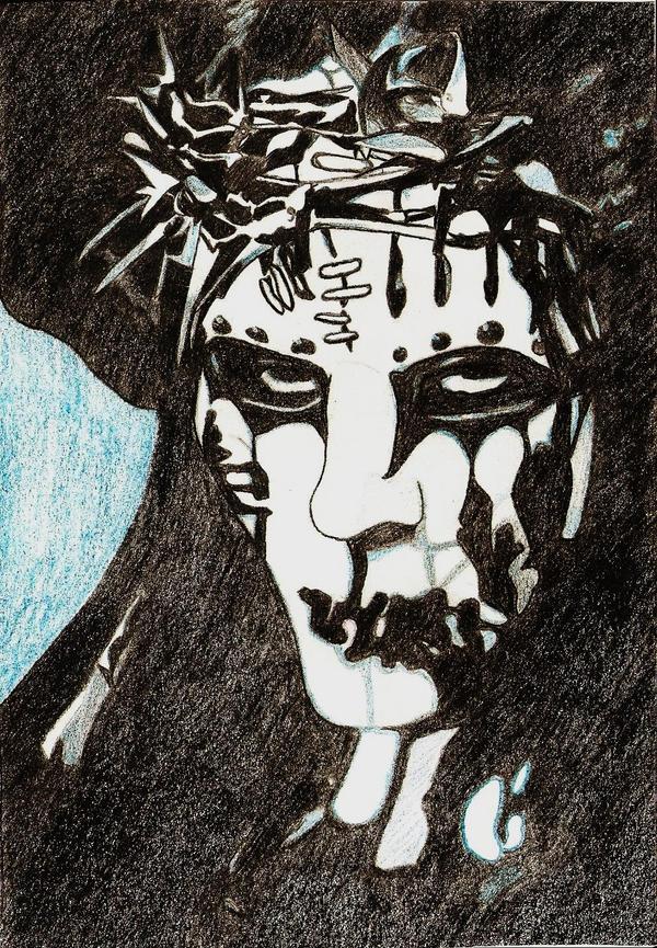 Joey Jordison's New Mask by Invader-Valo on DeviantArt