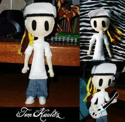 Mini Tom Kaulitz Doll by Invader-Valo