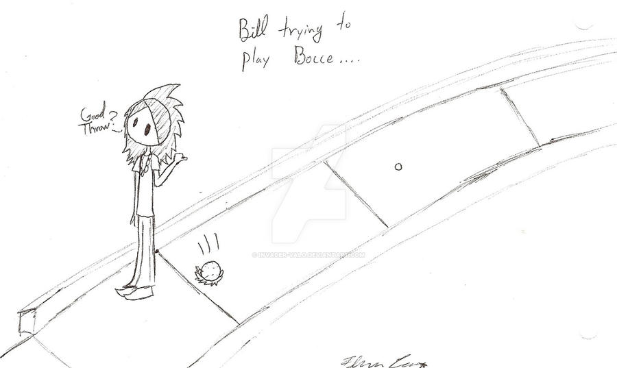 bill_playing_bocce_ball_by_invader_valo d2r9bmd bill playing bocce ball by invader valo on deviantart