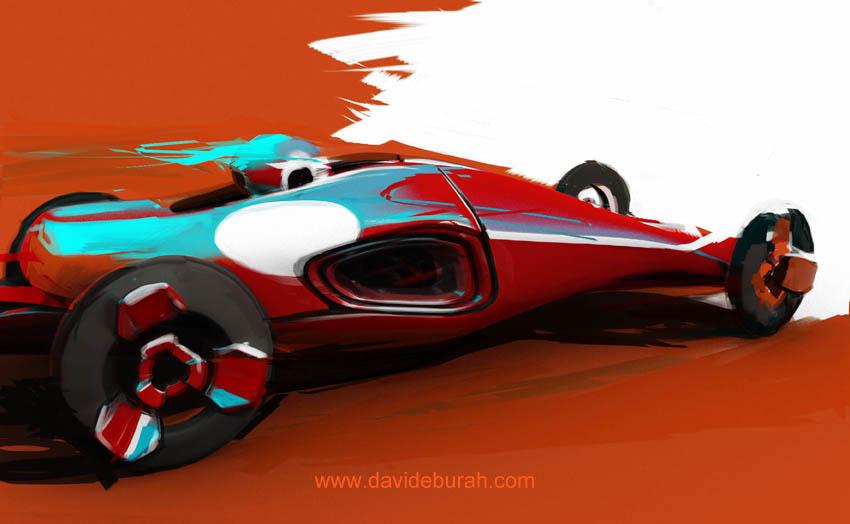 Race by eburah