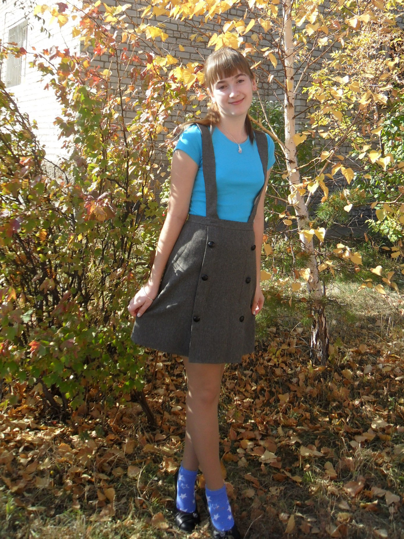 Sparkling schoolgirl 2 by tanya6991