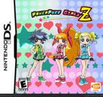 Powerpuff Girls Z DS Game