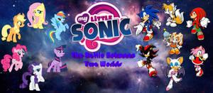 My Little Sonic Wallpaper
