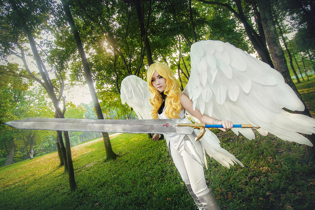 Claymore by Satomi88